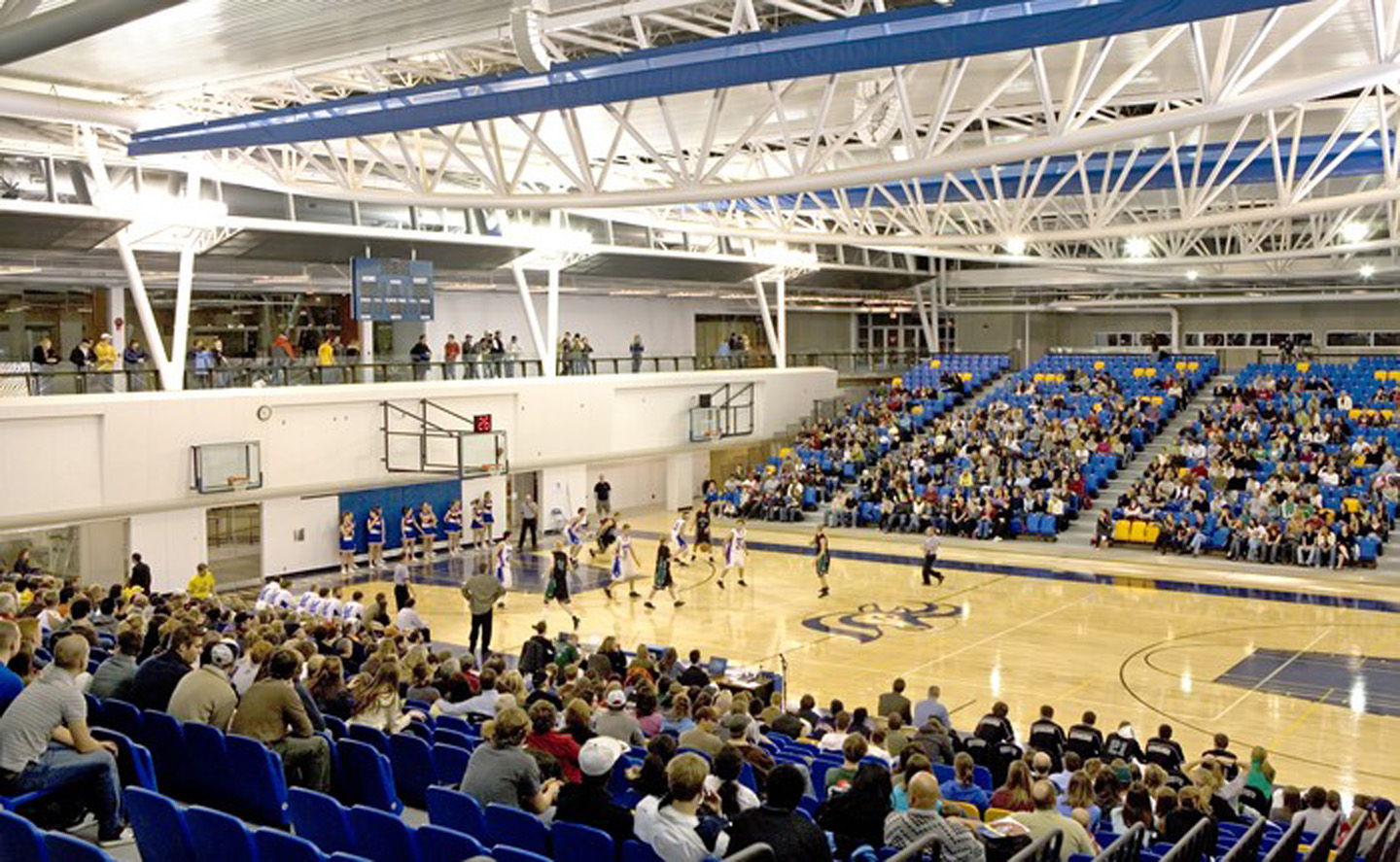 Fwba architects lethbridge calgary medicine hat and for How much is it to build a basketball gym