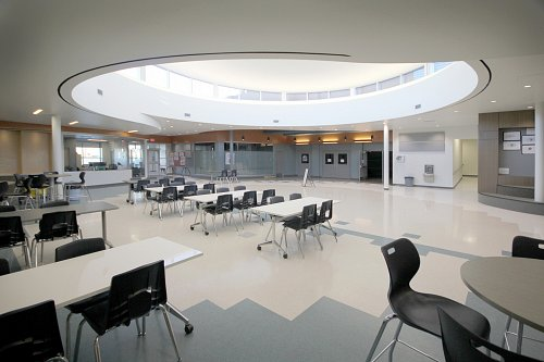 FP Walshe School - Gathering Space
