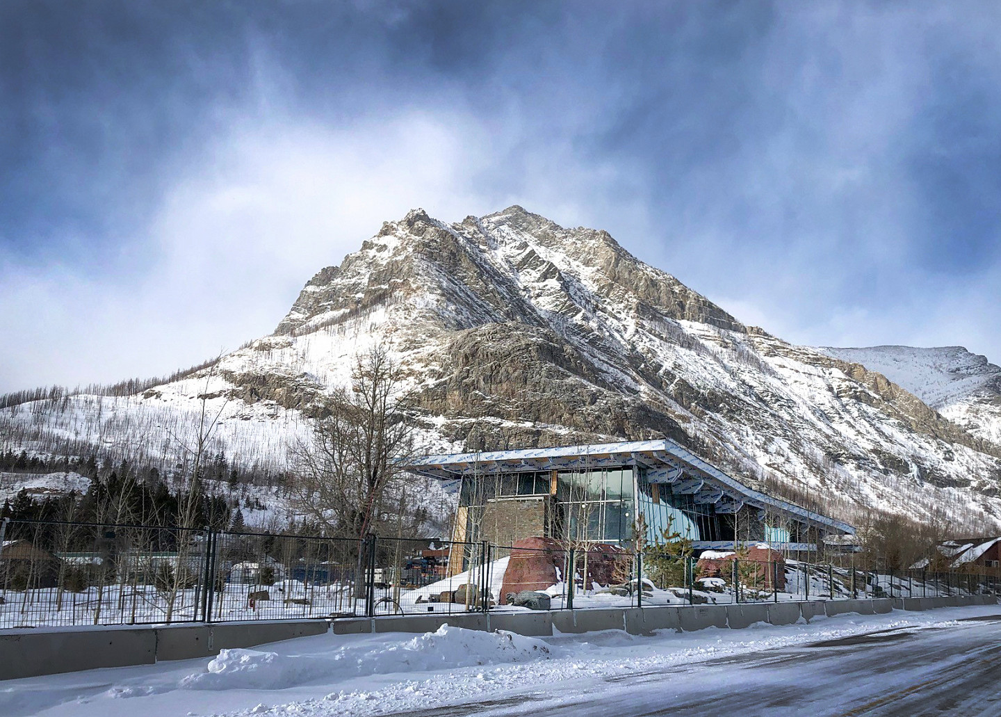Waterton Lakes New Visitor Centre